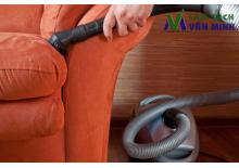 Cách giặt ghế sofa Nỉ tại nhà đảm bảo sạch như mới